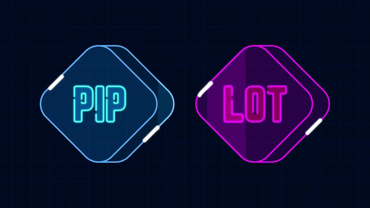 Cách tính pip và lot trong forex
