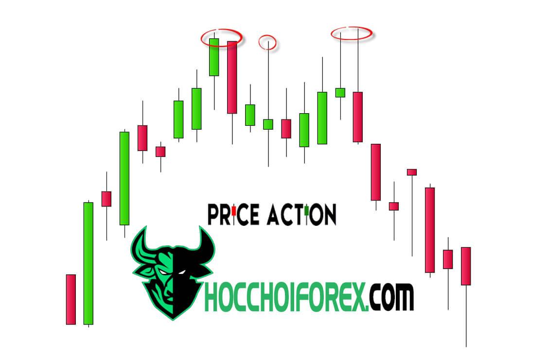 Price action là gì Kỹ thuật cần phải biết cho người mới bắt đầu