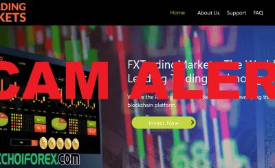 Sàn FX Trading Markets có lừa đảo không REVIEW mới nhất về sàn giao dịch này