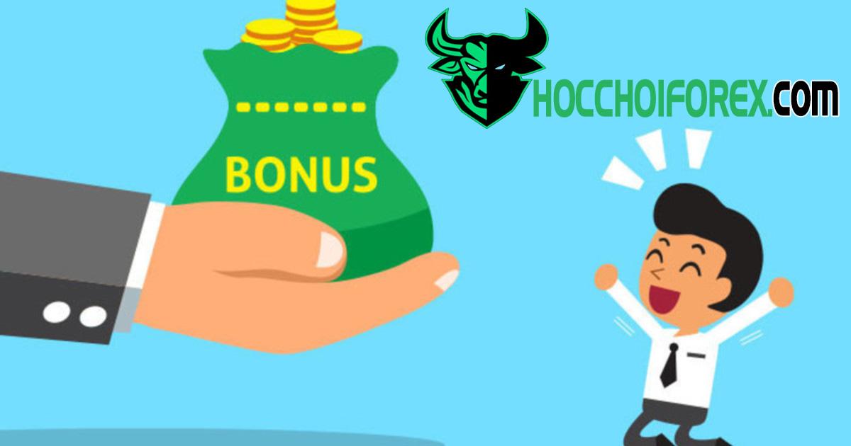 Các sàn forex bonus 2020 không cần ký quỹ mới nhất