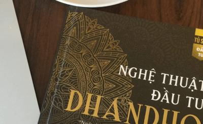 Sách nghệ thuật đầu tư Dhandho PDF chia sẻ miễn phí